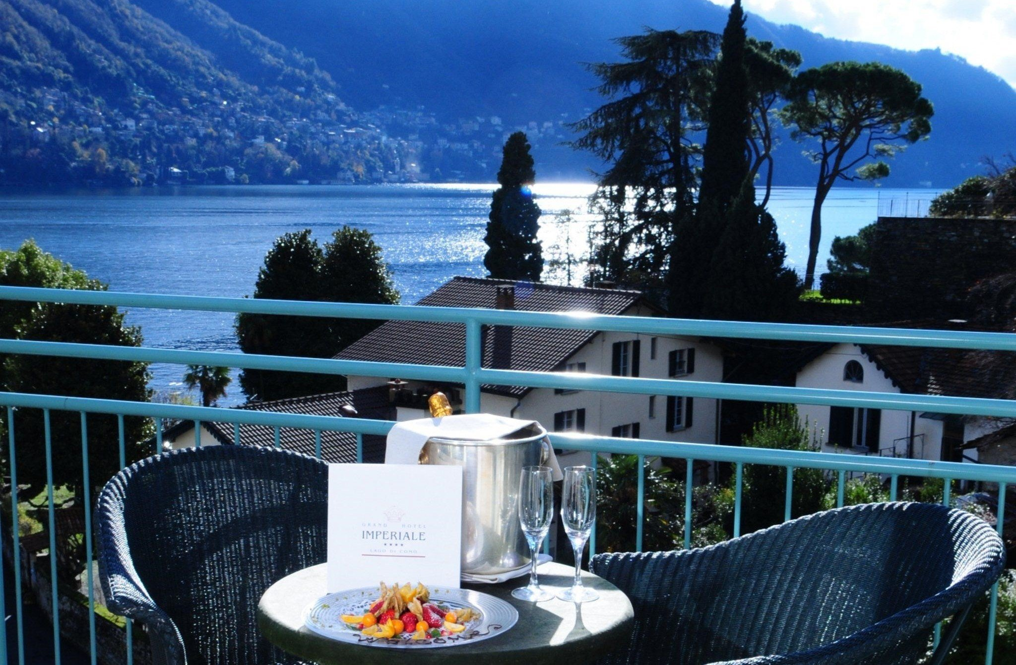 Lake Como Outside Area